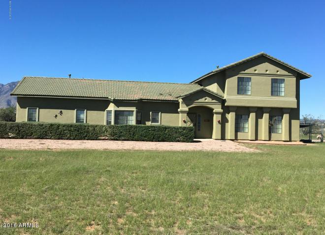 8450 S CALLE MIA --, Hereford, AZ 85615