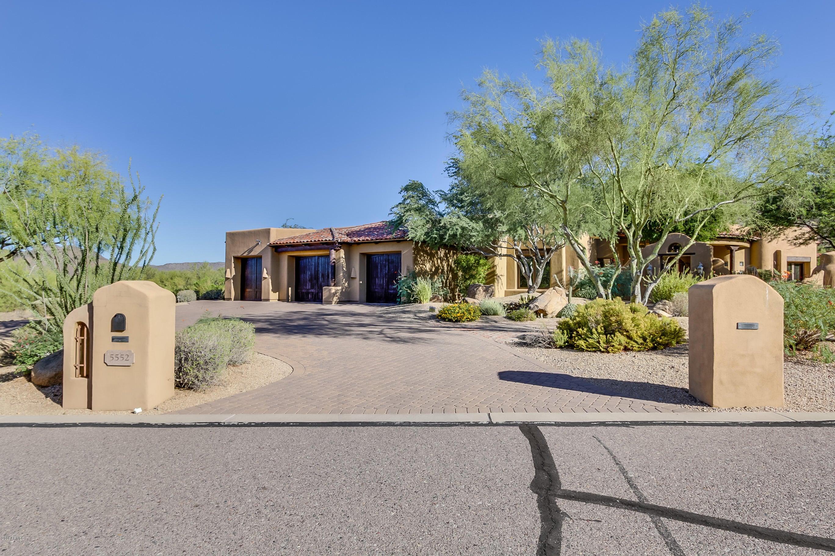 5552 E BUTTE CANYON Drive, Cave Creek, AZ 85331
