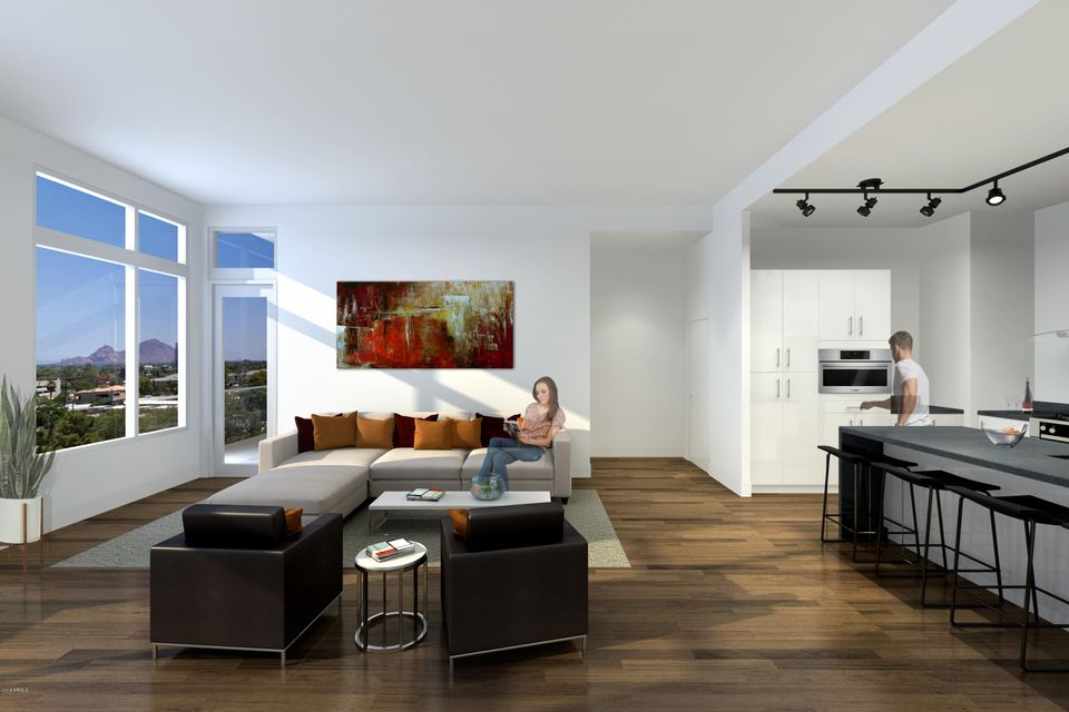 3131 N Central Avenue Unit 6006 Phoenix, AZ 85012 - MLS #: 5514250
