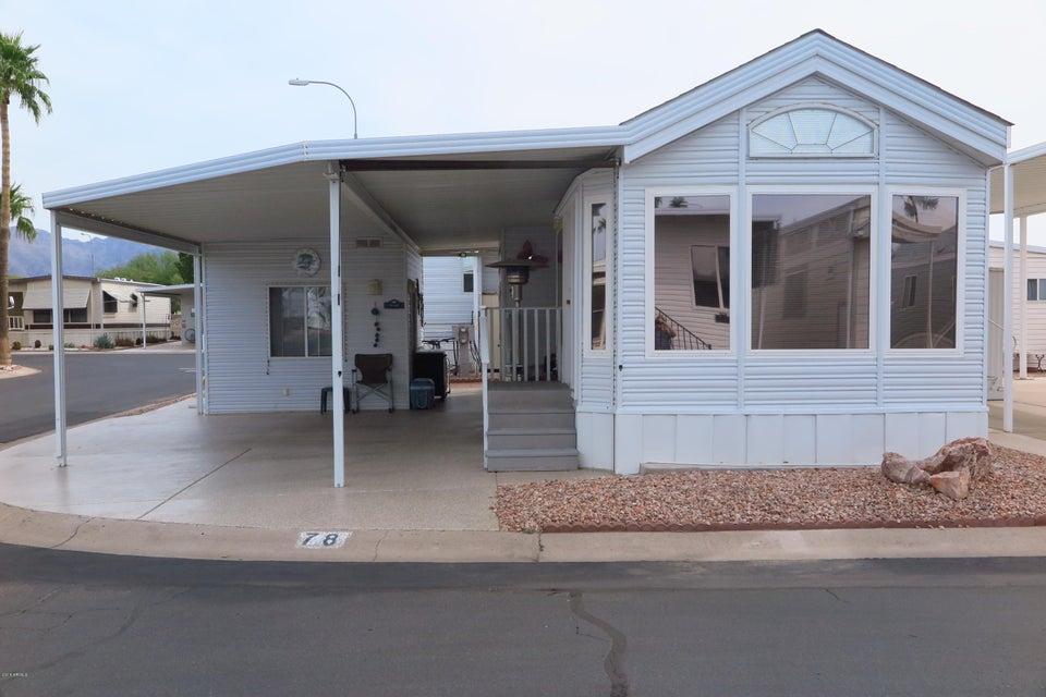 3710 S Goldfield Road 78, Apache Junction, AZ 85119
