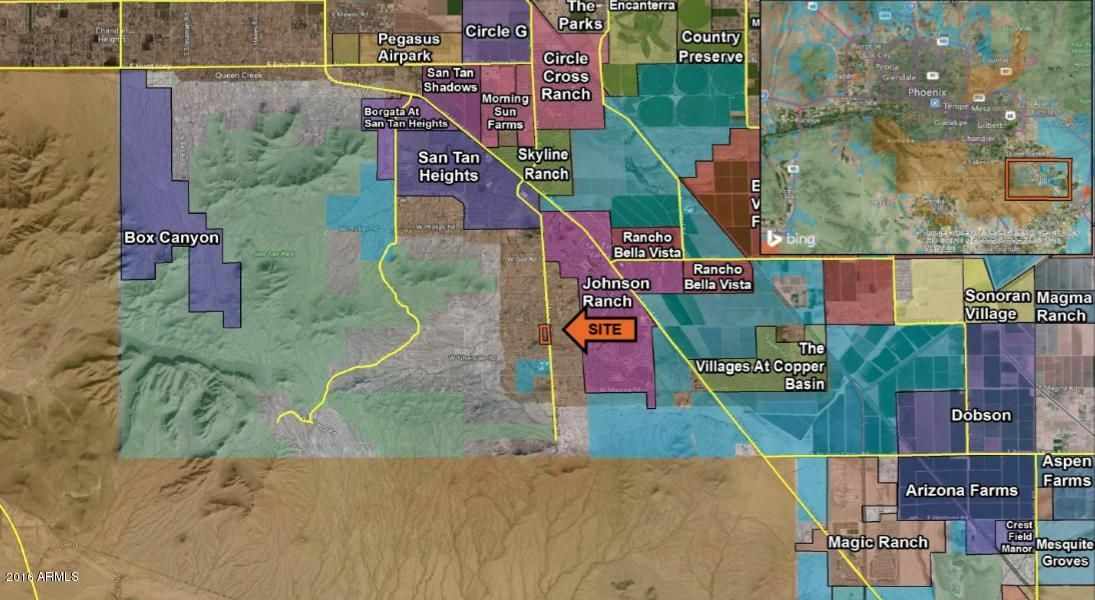 N Gary Road Lot 6, Queen Creek, AZ 85140