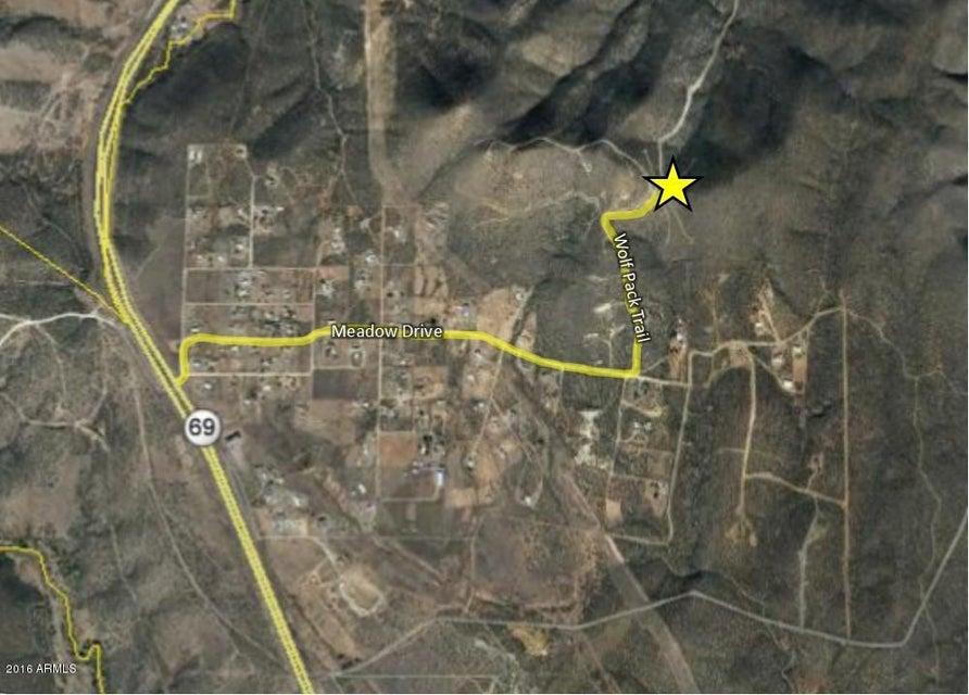 0000 Wolf Pack Trail, Mayer, AZ 86333
