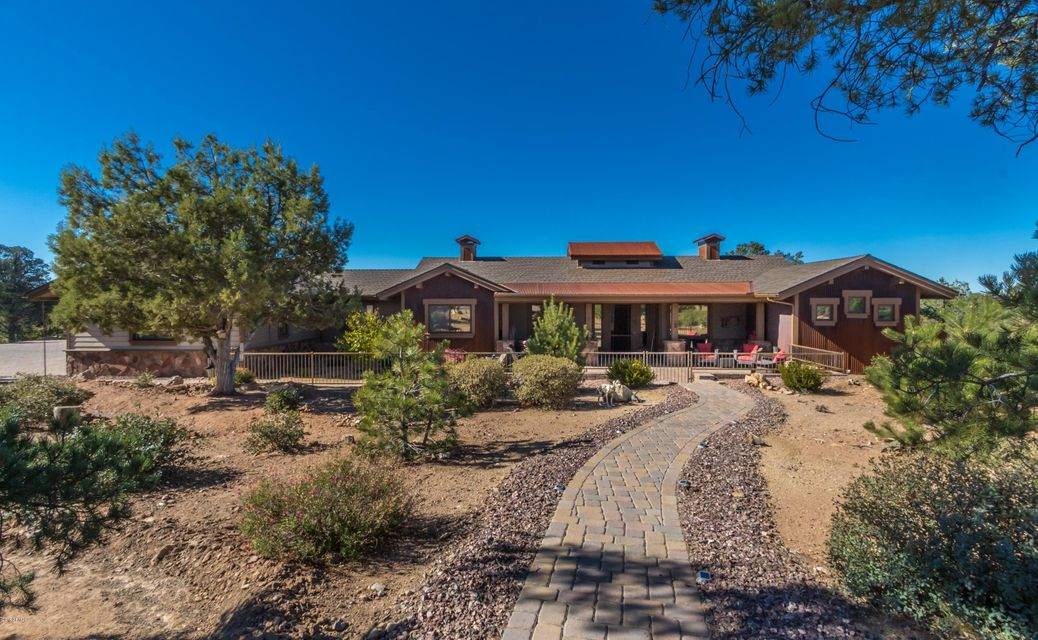 5066 W THREE FORKS Road, Prescott, AZ 86305