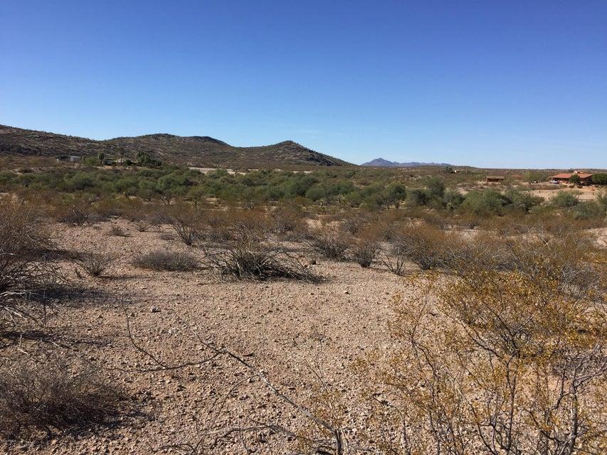 OFF W Matthie Ranch Road, Wickenburg, AZ 85390