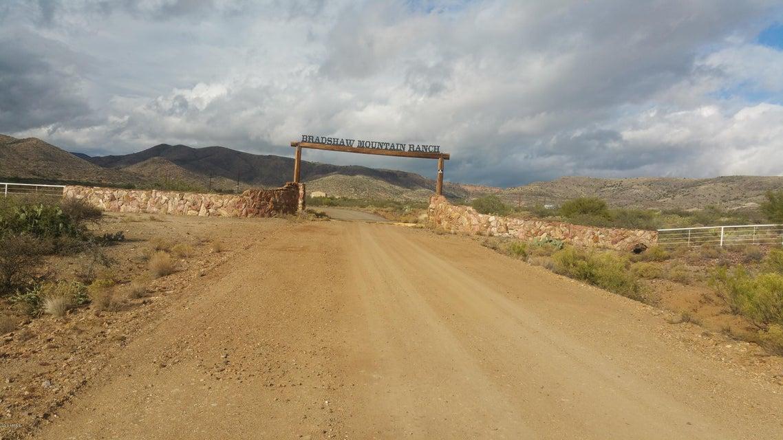 S Bradshaw Mountain Ranches 8 Ranch Lot 8, Mayer, AZ 86333