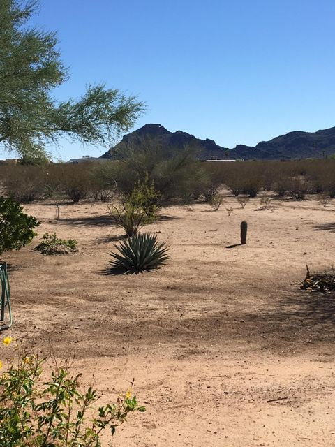 0 WILLIAM Road Aguila, AZ 85320 - MLS #: 5533535