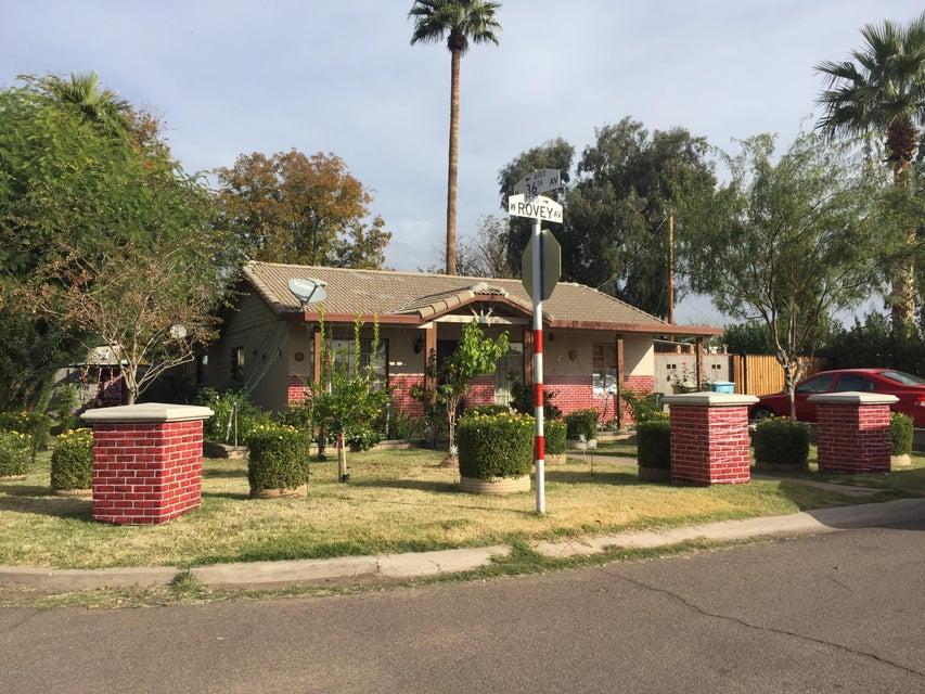 3542 W ROVEY Avenue, Phoenix, AZ 85019