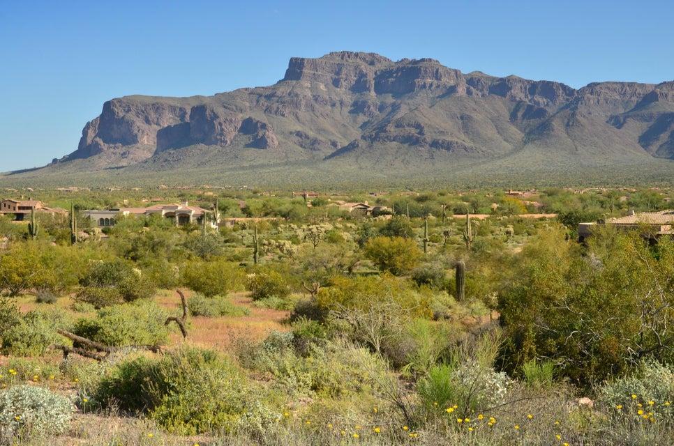 6616 E OLD CAMP Road Lot 22, Gold Canyon, AZ 85118