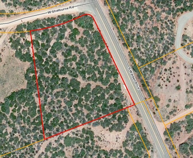 7525 W Shelburne Road Lot 134, Wilhoit, AZ 86332