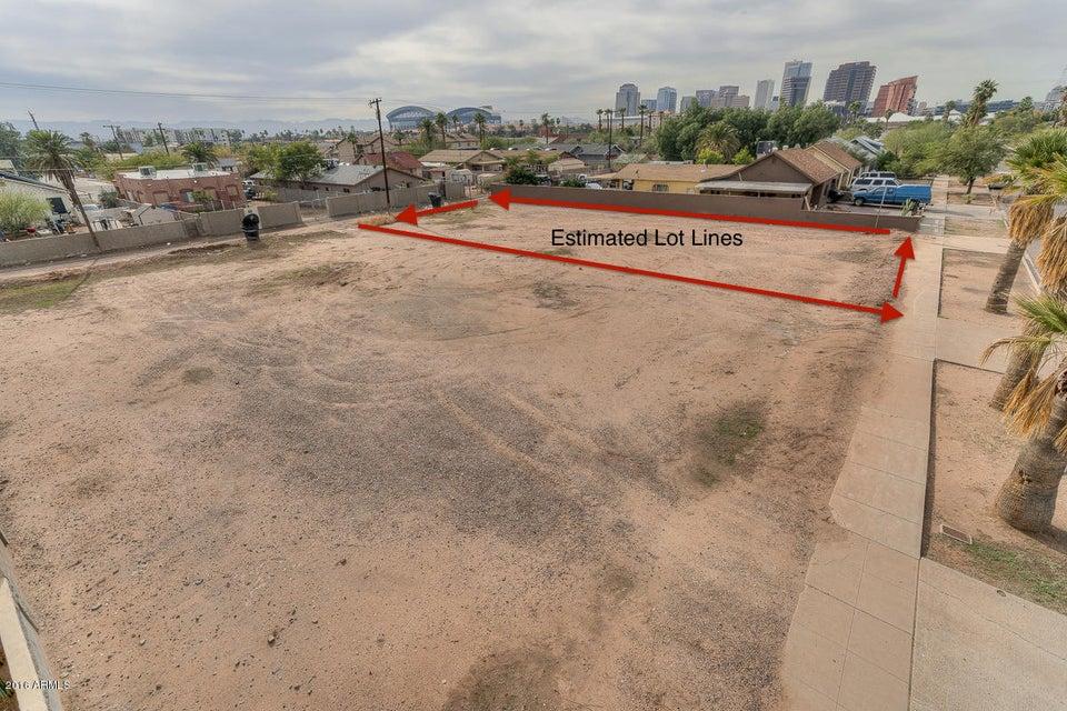 1121 E TAYLOR Street Lot 23, Phoenix, AZ 85006