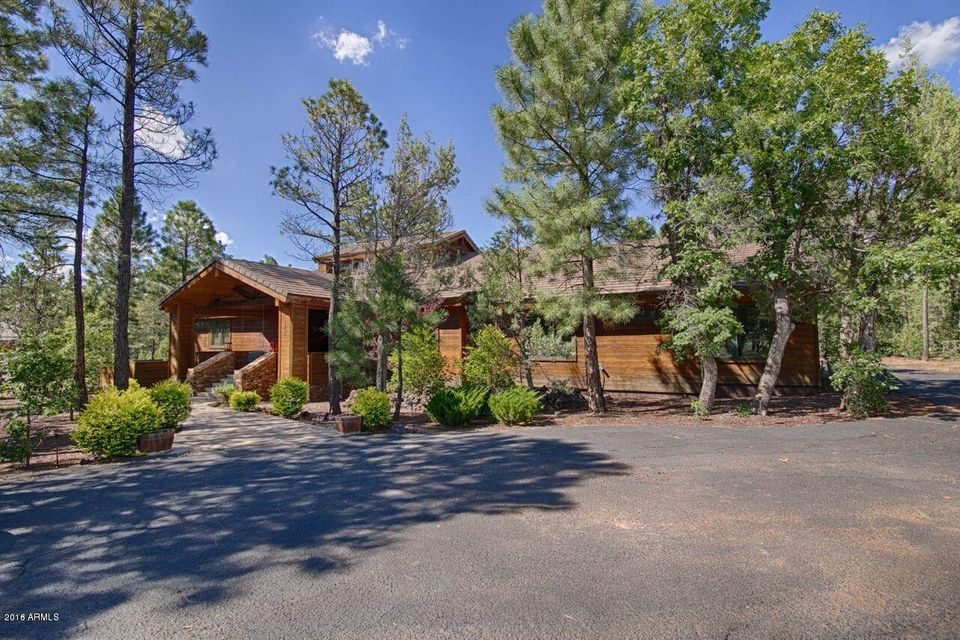 3520 W Blazingstar Road, Lakeside, AZ 85929