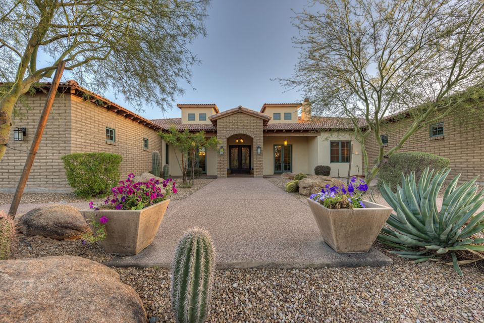 6323 E COCHISE Road, Paradise Valley, AZ 85253