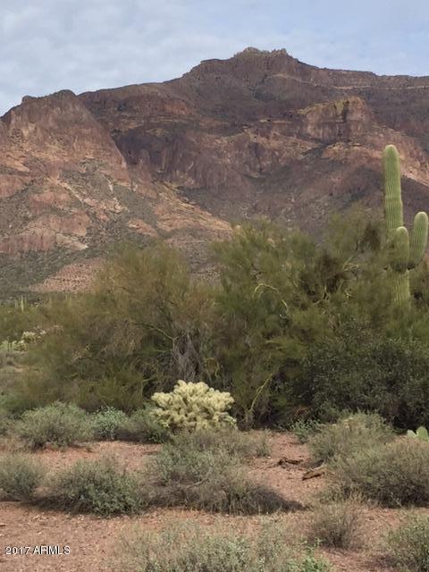 3750 S BLACKHAWK Road Lot 47, Gold Canyon, AZ 85118