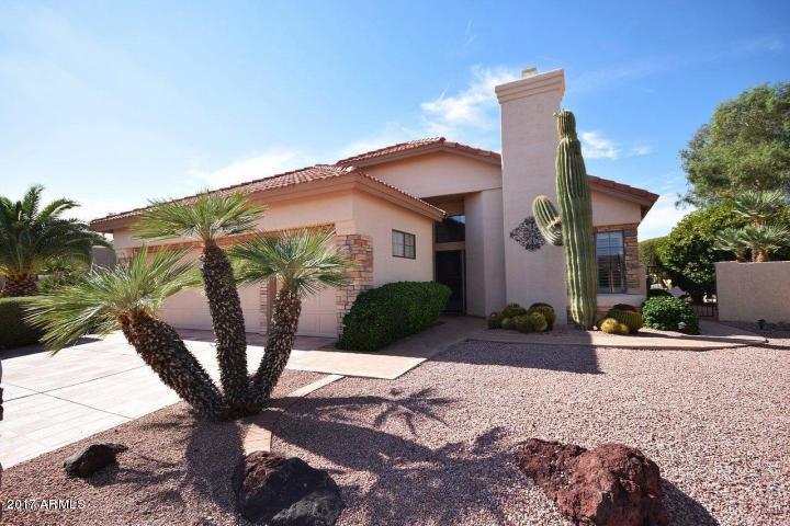 10910 E CHESTNUT Drive, Sun Lakes, AZ 85248