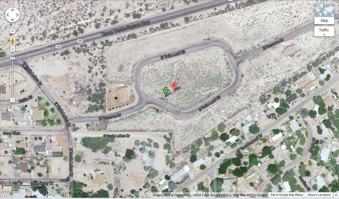 2808 S Twin Leaf Circle Lot 33, Camp Verde, AZ 86322