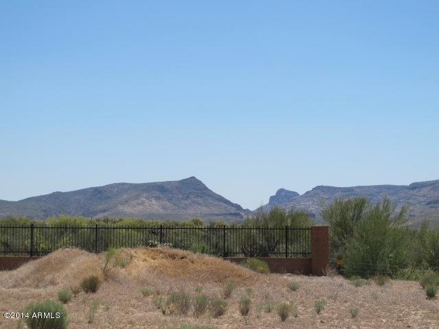 1717 S THOMPSON Drive Lot 24, Superior, AZ 85173