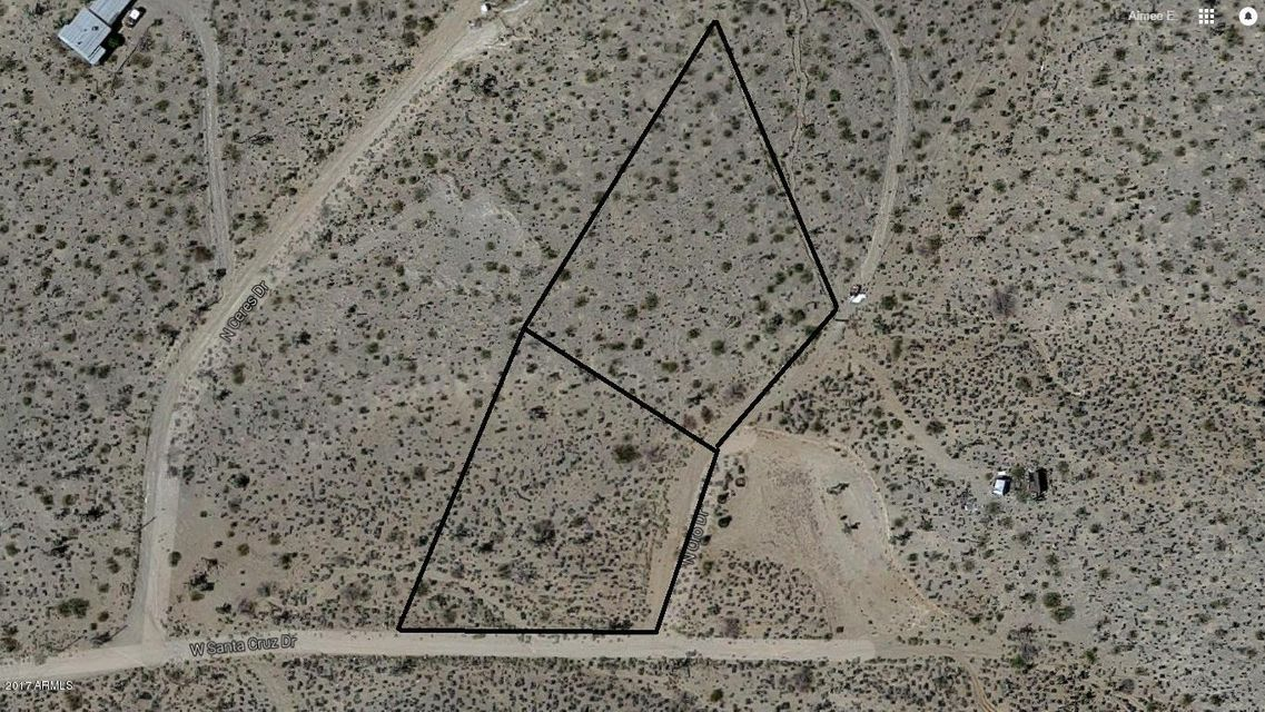 21257 N ORO Drive Lot 415, Willow Beach, AZ 86445