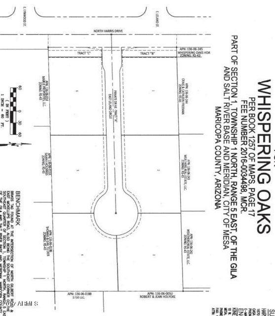 1618 E Leland Circle Lot 1, Mesa, AZ 85203