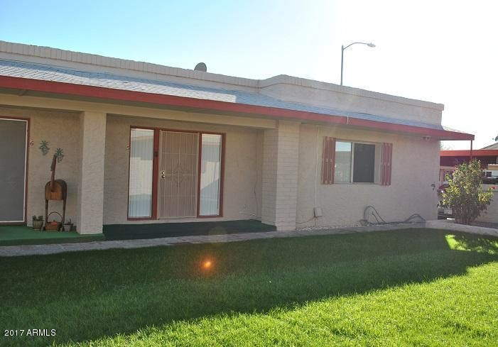 12820 N 113TH Avenue Unit 5 Youngtown, AZ 85363 - MLS #: 5554343