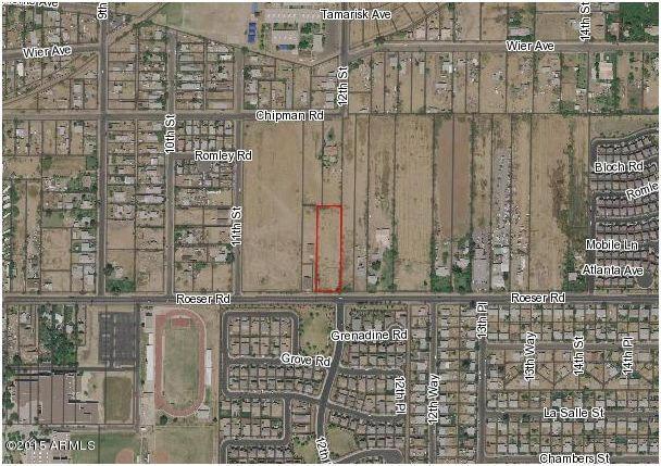 1141 E Roeser Road Lot 0, Phoenix, AZ 85040
