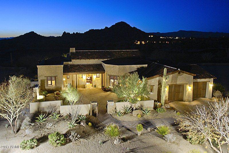 whisper rock - arizona golf communities | az golf homes