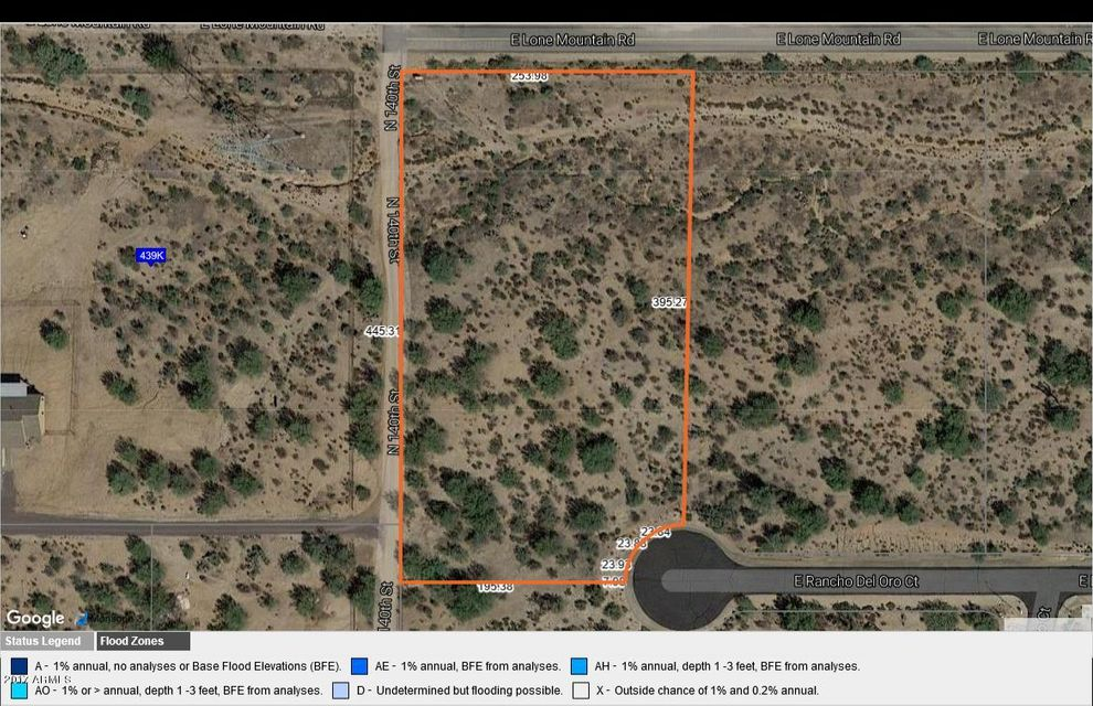 14001 E Rancho Del Oro Court