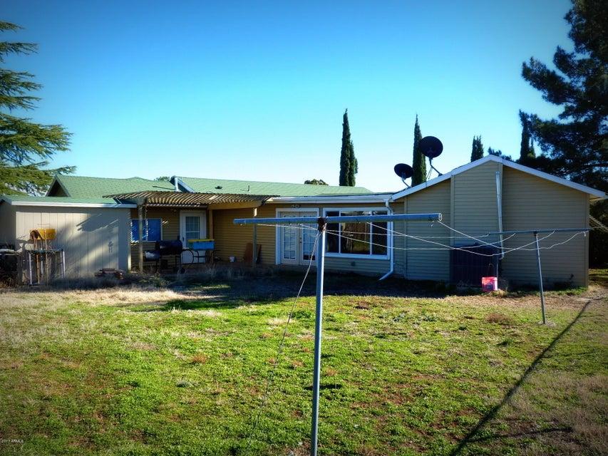 17560 E BOB WHITE Road, Mayer, AZ 86333