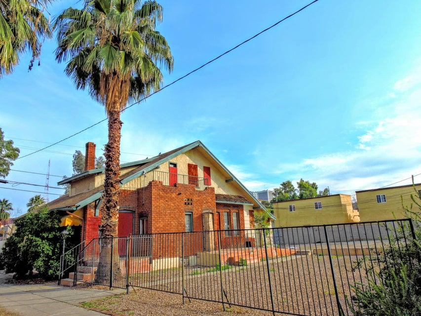 649 N 5th Avenue Lot 23-25, Phoenix, AZ 85003