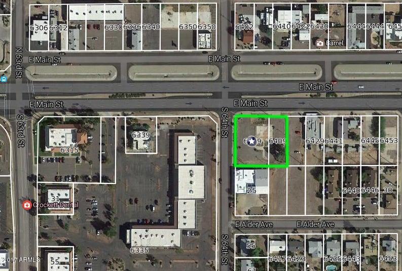 6409 E MAIN Street Lot 15, Mesa, AZ 85205