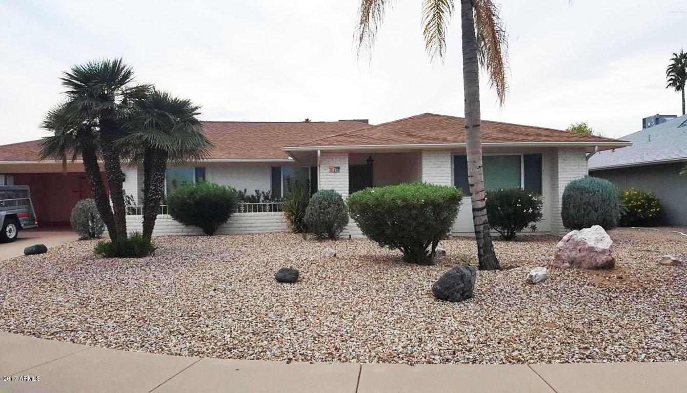 21014 N PALM DESERT Drive N, Sun City West, AZ 85375