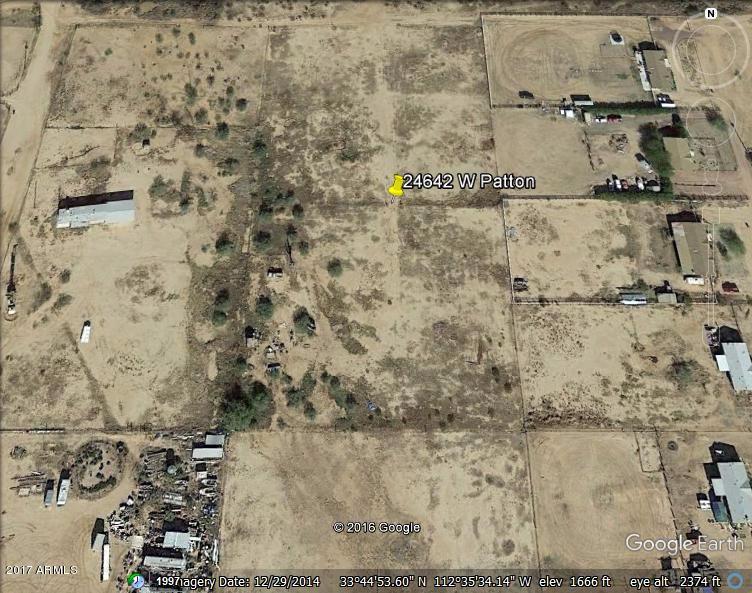 24642 W PATTON Road, Wittmann, AZ 85361