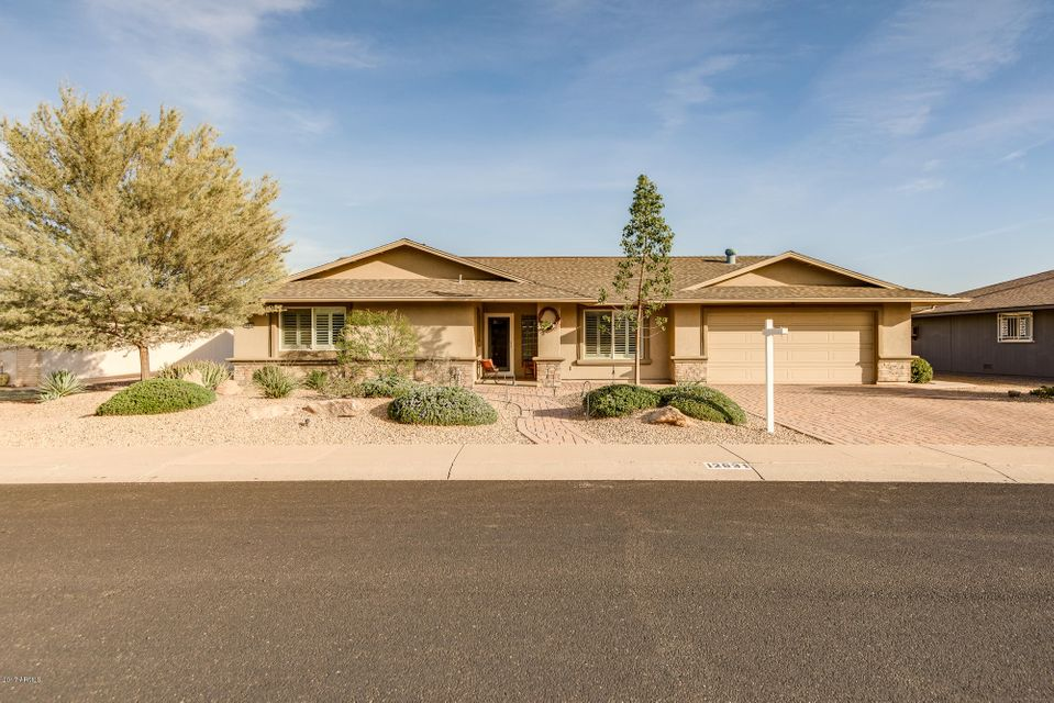 12631 N SUN VALLEY Drive, Sun City, AZ 85351