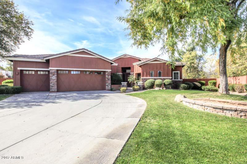 142 S Prairie Road, Gilbert, AZ 85296