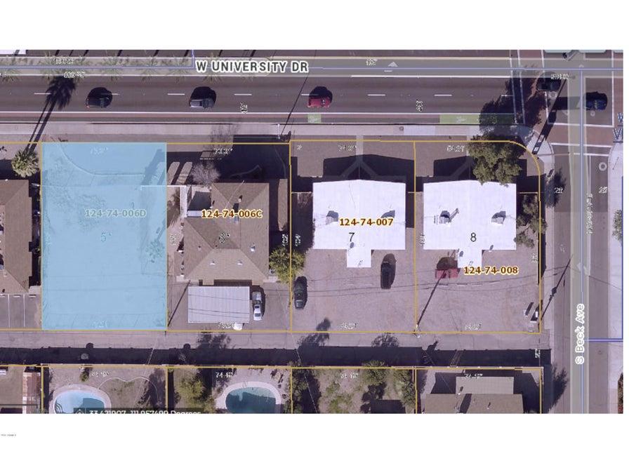 1211 W University Drive Lot 5, Tempe, AZ 85282