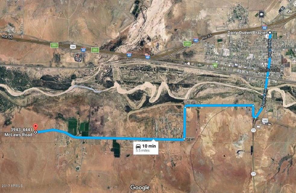 4474 MCLAWS Road, Holbrook, AZ 86025