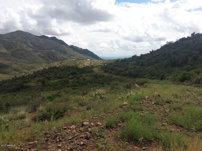 W Old Stage Coach Road Lot 7 acres, Yarnell, AZ 85362