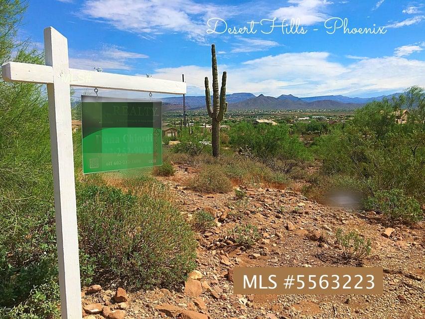 1700 W SENTINEL ROCK - W 5 Road Lot 5, Phoenix, AZ 85086