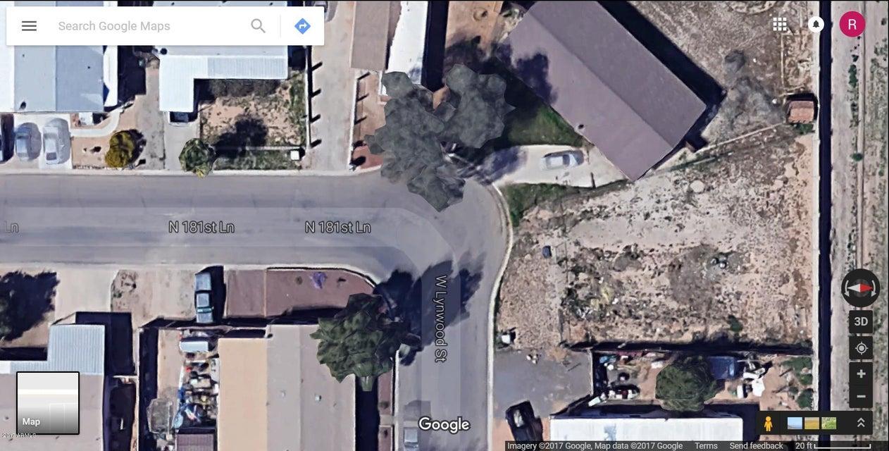 18166 W LYNWOOD Street Lot 8, Goodyear, AZ 85395