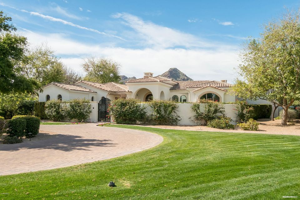 7832 N El Arroyo Road, Paradise Valley, AZ 85253