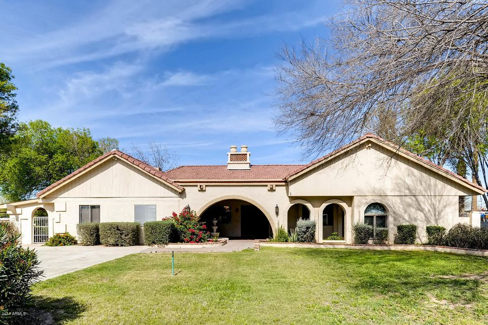 4716 W LA MIRADA Drive, Laveen, AZ 85339