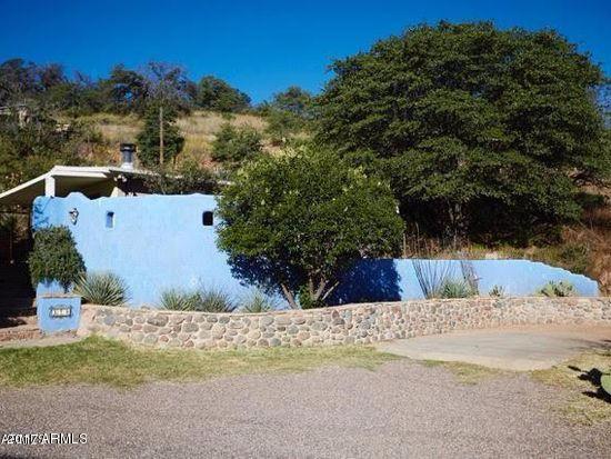 42 SPRING Canyon, Bisbee, AZ 85603
