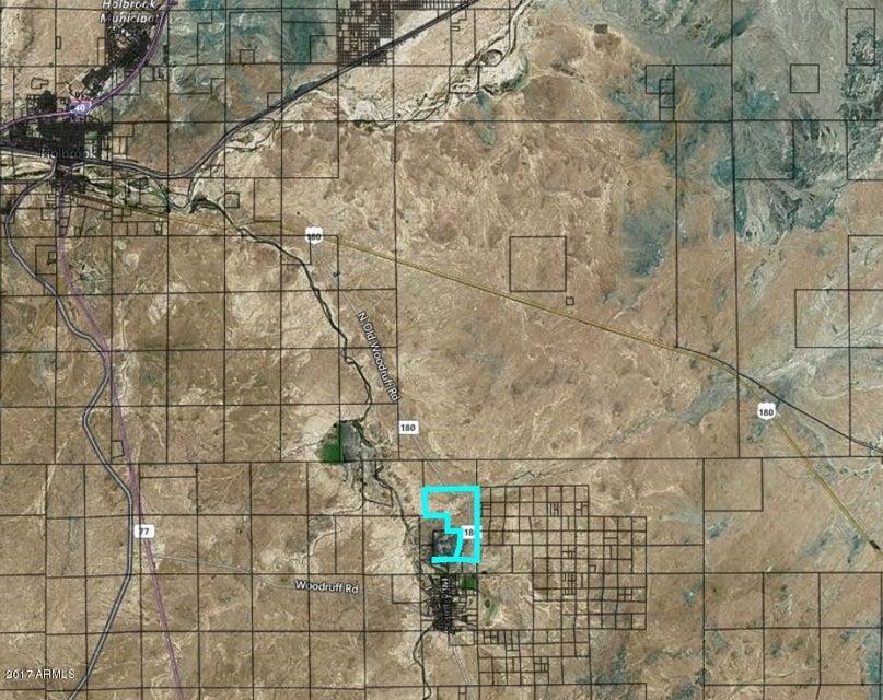 TBD N Old Woodruff Road, Woodruff, AZ 85942