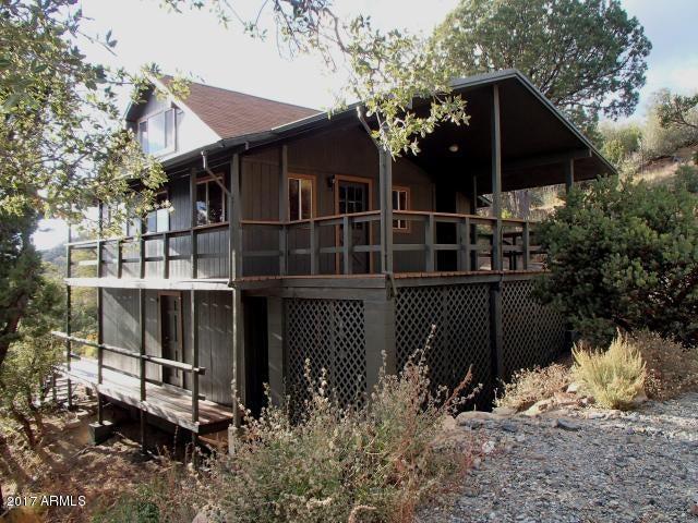 6501 E Mountain View Road, Crown King, AZ 86343