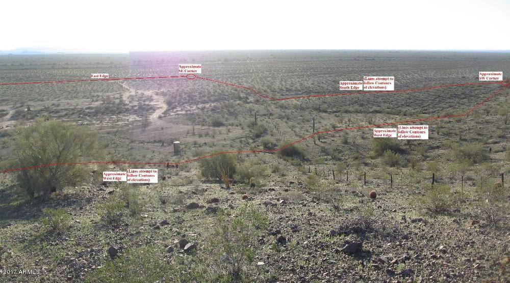 46626 W SALOME HWY/DESERT MOON Salome, AZ 85348 - MLS #: 5569120