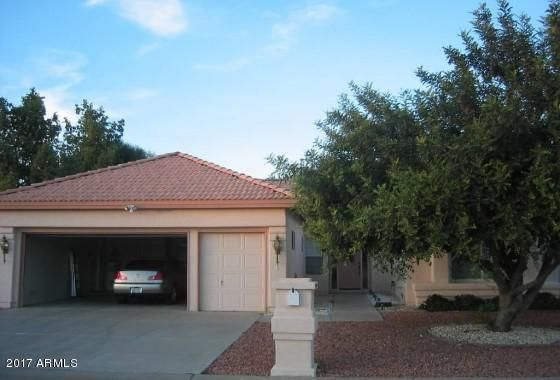 9610 E GLENSIDE Court, Sun Lakes, AZ 85248