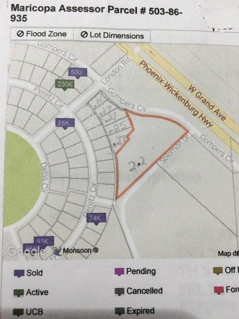 Gompers Circle Circle, Morristown, AZ 85342