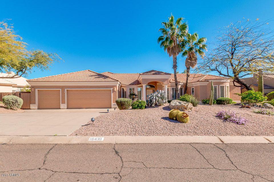 16430 E DESERT SAGE Drive, Fountain Hills, AZ 85268