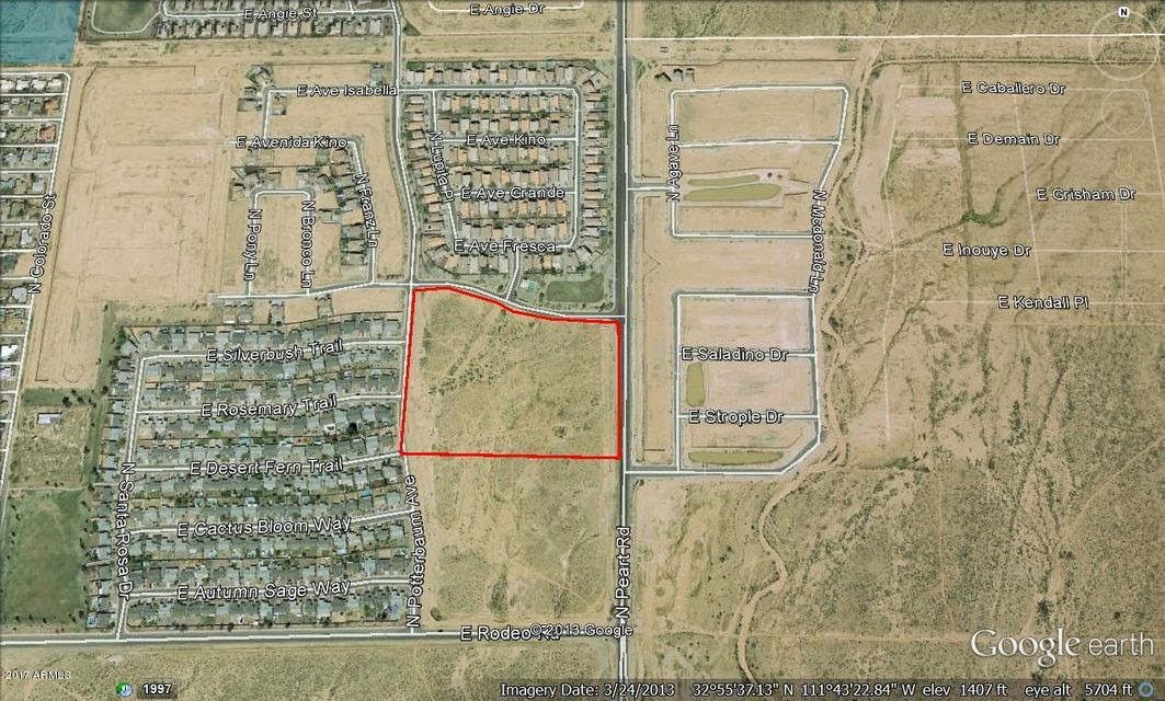 2479 N PEART Road Lot 0, Casa Grande, AZ 85122