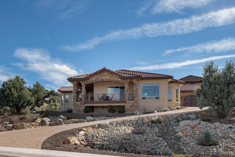 607 GRAND VALLEY Point, Prescott, AZ 86303