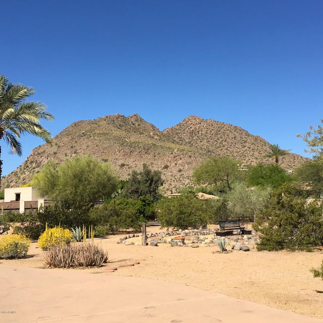 5001 N Wilkinson Road Lot 59, Paradise Valley, AZ 85253